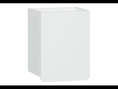 D-Light Side Unit, 40 cm, Matte White, Left