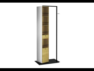Memoria Elements Swivel Cabinet, 70 cm