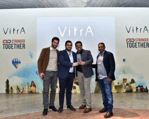 Vitra - High Sales of Luxury Segment in Projects (2)- Achievement